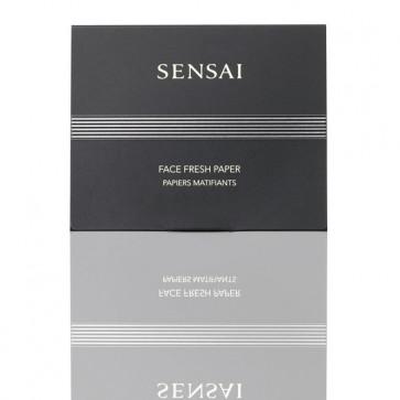 Sensai Skin Care Tools Face Fresh Paper