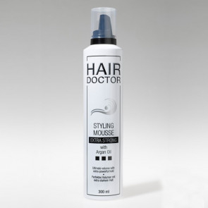 Styling Mousse Extra Strong