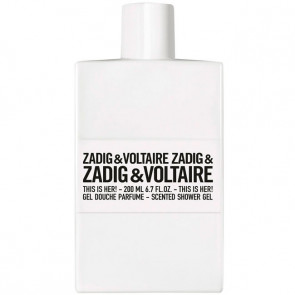 Zadig & Voltaire This is Her! Shower Gel