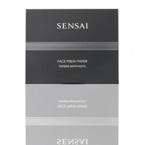 Sensai Skin Care Tools Face Fresh Paper